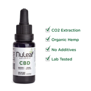 Full Spectrum Hemp Oil for Humans